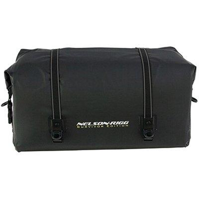 Nelson-Rigg SE-2005 Adventure Survivor Series Motorcycle Dry Bag - Black  Medium