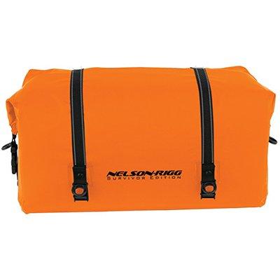 Nelson-Rigg SE-2030 Adventure Survivor Series Motorcycle Dry Bag - Orange  Large