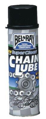 Bel-Ray Super Clean Chain Lube - 400ml Aerosol 99470-A400W by Bel-Ray