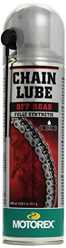 Motorex Chain Lube 622 Offroad Spray - 500ml Aerosol 171-622-050