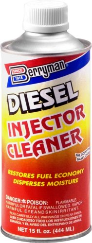 Berryman 0518-6PK Diesel Injector Cleaner - 15 oz Pack of 6