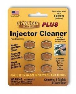 Dyno-tab Plus Injector Cleaner 6-tab Card Dynotab