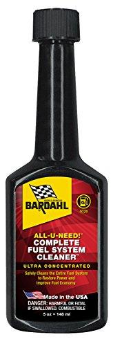 Bardahl 5025 Complete Fuel System Cleaner - 5 fl oz