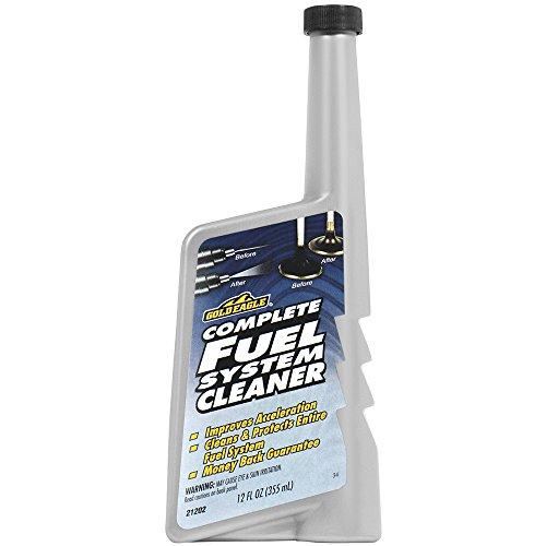 Gold Eagle 21202 Complete Fuel System Cleaner 12 Fl oz