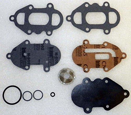 Mercury Mariner V-175 Hp ALL thru-C100860 Complete Fuel Pump Repair Kit WSM Sierra 18-7812 OEM 89031A2