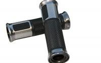 Titanium-Gray-Aluminum-Cnc-Motorcycle-7-8-quot-22mm-Handlebar-Gel-Rubber-Hand-Grips-For-2005-Suzuki-Drz400sm2.jpg