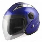 Motorcycle-Street-Bike-Scooter-Open-Face-3-4-Adult-Helmet-Blue9.jpg
