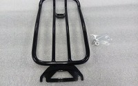 Tjmoto-Black-11-quot-x7-quot-Solo-Seat-Luggage-Rack-For-Harley-davidson-1997-2015-Touring-Flh-t-Electra-Glide-Road-King15.jpg