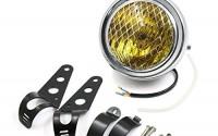uxcell-6-5inch-Dia-12V-35W-Yellow-Light-Silver-Tone-Motorcycle-Headlamp-w-Black-Bracket-33.jpg