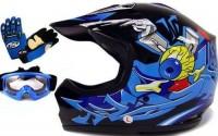TMS-Youth-Kids-Black-Blue-Punk-Dirt-Bike-Atv-Motocross-Helmet-Mx-goggles-gloves-Large-17.jpg