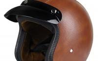 Woljay-3-4-Open-Face-helmet-Motorcycle-Helmet-Flat-leather-Brown-L-36.jpg