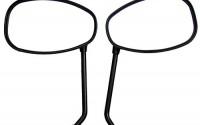 One-Pair-Black-Oval-Rear-View-Mirrors-for-1993-Kawasaki-Zephyr-550-ZR550B-12.jpg
