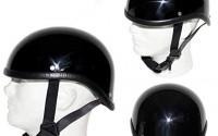 Shiny-Black-Gladiator-Novelty-Motorcycle-Helmet-Size-S-M-L-XL-2XL-L-BLACK-45.jpg